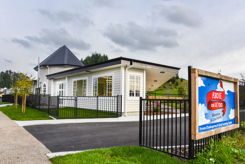 Above and Beyond Childcare Centre at The Lakes Tauranga