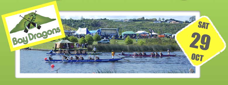 Race At The Lakes Dragon Boat Challenge 2016