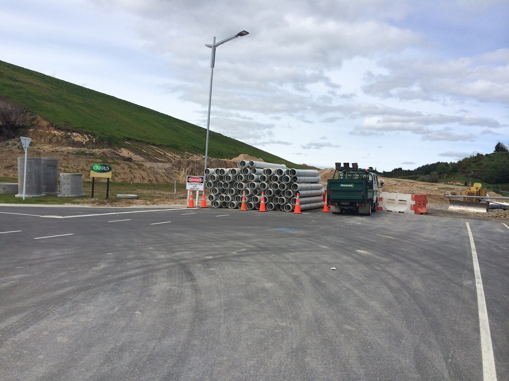 Lakes Boulevard Extension to Summit
