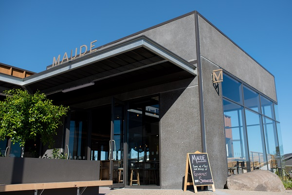 Maude Cafe at The Lakes Shopping Village